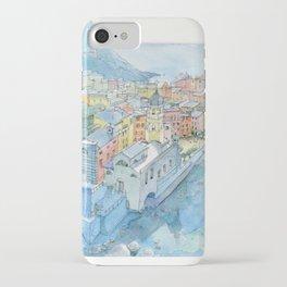 Vernazza, Cinque Terre, Italy iPhone Case
