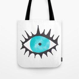 Evil Eye IV Tote Bag