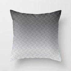 Grayometry Throw Pillow