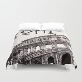 Colosseo Duvet Cover