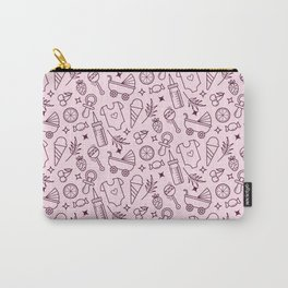 Pacify Me Pink Carry-All Pouch