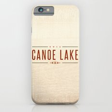 CANOE LAKE Slim Case iPhone 6s