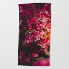 Beauty of Spring I Beach Towel