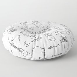 stuff & things Floor Pillow