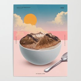 Whats for Breakfast Poster