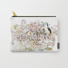 Fuck Patriarchy Carry-All Pouch
