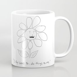 Flower Arrangement Coffee Mug