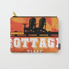 Cottage Time Carry-All Pouch