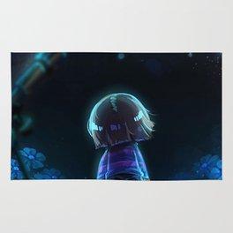 Starry (Night) Undertale Rug