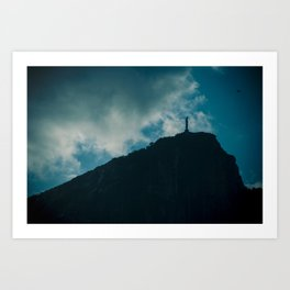 Christ the Redeemer / Cristo Redentor Art Print