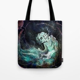 The ghost of Jacob returns Tote Bag