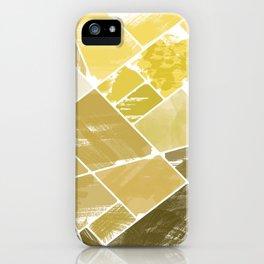 Geode study #8 iPhone Case