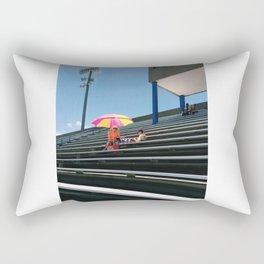 A Mass of Seats Rectangular Pillow