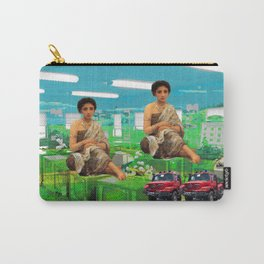 THE TELEVISION FACTORY II Carry-All Pouch