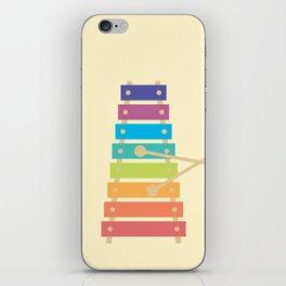 #70 Xylophone iPhone Skin