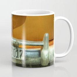 Chevy Plate Coffee Mug