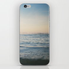 Sinking in Thin Air iPhone & iPod Skin