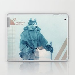 Husky Exploration Laptop & iPad Skin