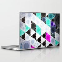 shameless Laptop & iPad Skins featuring clyyrcle by Spires
