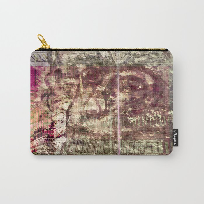 Atlante 17-06-16 / TIME MACHINE Carry-All Pouch