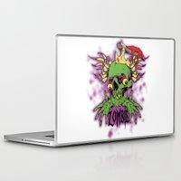 dramatical murder Laptop & iPad Skins featuring Murder by Tshirt-Factory