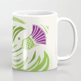 Thistle - Color Coffee Mug
