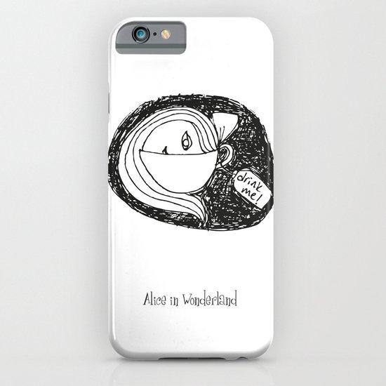 Alice I iPhone & iPod Case