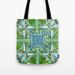 HELLENIC FOUNTAINS Tote Bag