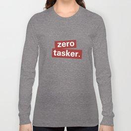 Zerotasker Long Sleeve T-shirt