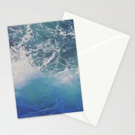 Breaking Blue Stationery Cards