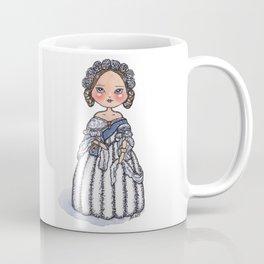 Queen Victoria Inspirational Quote Coffee Mug