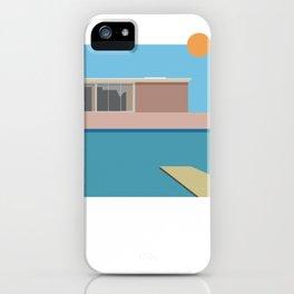 A Bigger splash iPhone Case