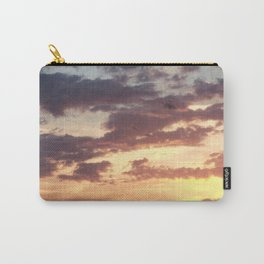 Pastel Summer Sunset Carry-All Pouch