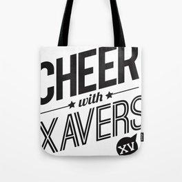 XV Cheerleading Tote Bag