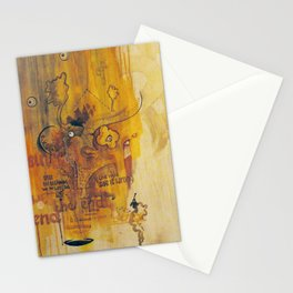 since the beginning we are... Stationery Cards