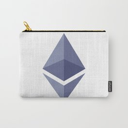 Ethereum Logo Carry-All Pouch