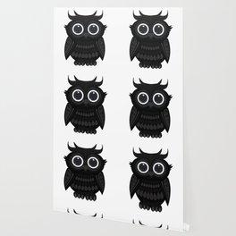 Black Owl Wallpaper