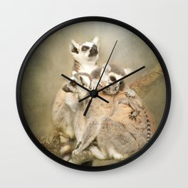 Family is everything..! Wall Clock