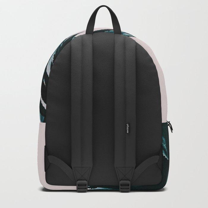 Pastel agave Backpack