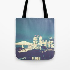 San Francisco Twinkle Tote Bag