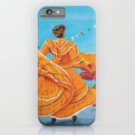 Baile Folklorico de Mexico iPhone Case