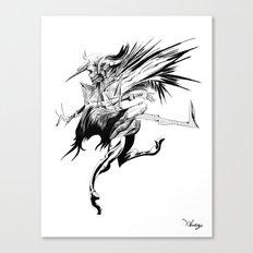 The Enchanter Canvas Print
