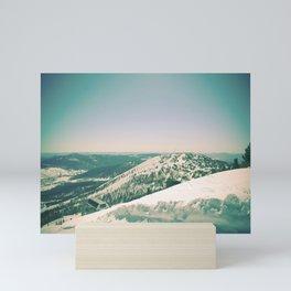 Winter 5 Mini Art Print