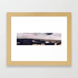 Point Park Panorama Framed Art Print