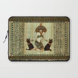 Cleopatra 8 Laptop Sleeve
