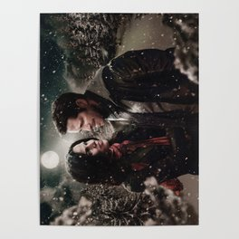 Christmas / Outlaw Queen Poster