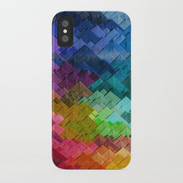 Just colors iPhone Case