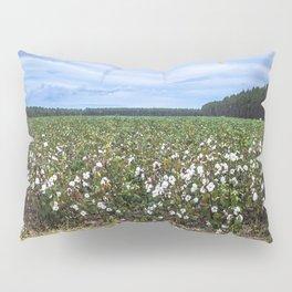 Cotton Fields  Pillow Sham