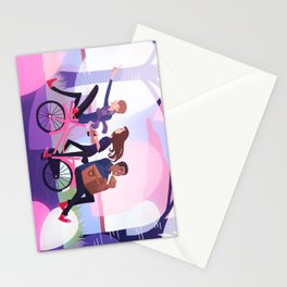 1 2 3 Stationery Cards