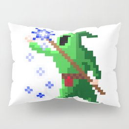 wizard green Pillow Sham